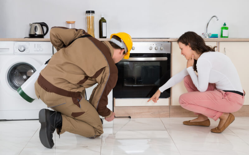 Residential Pest Control in Ashburn, VA